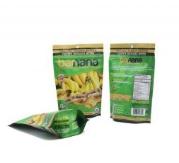 Stand Up Pouch laminated food packaging