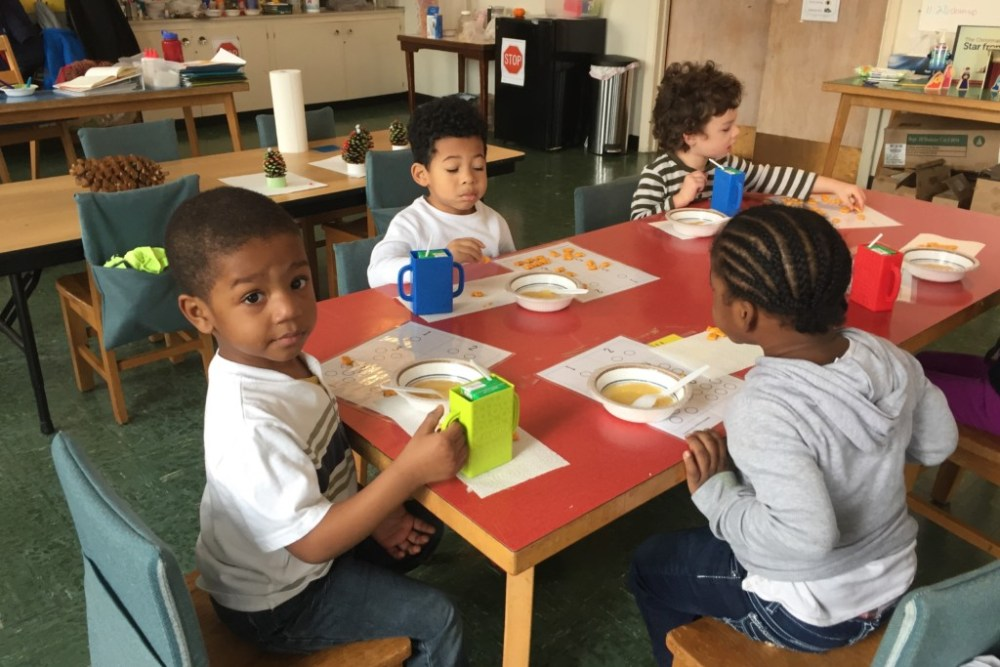 A Second Pre-K Class Coming This Fall