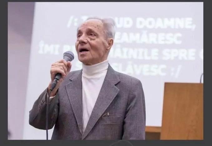 Cristian Ionescu: Cristian Vasile Roske, M-a pus să predic la vârsta de 6 ani. A suferit pentru credință în timpul regimului comunist!A fost un om mare!