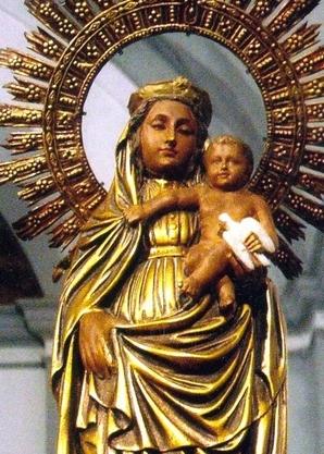 Virgen de Pilar