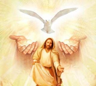 Jesús y Espíritu