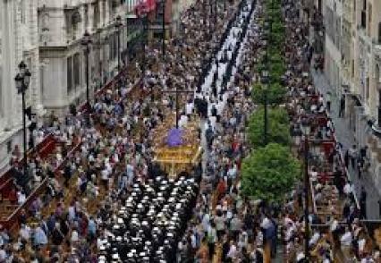 Cofrades por Sevilla