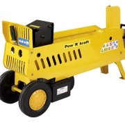 Pow' R' Kraft 7-Ton 2-Speed Electric Log Splitter-01