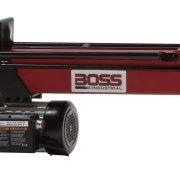 Boss Industrial Electric Log Splitter, 5 Ton