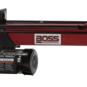 Boss Industrial Electric Log Splitter, 5 Ton