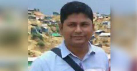 বালুখালী ক্যাম্পে রোহিঙ্গার গলা কেটে খুন