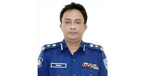 চট্টগ্রাম রেঞ্জের নতুন ডিআইজি খন্দকার গোলাম ফারুক
