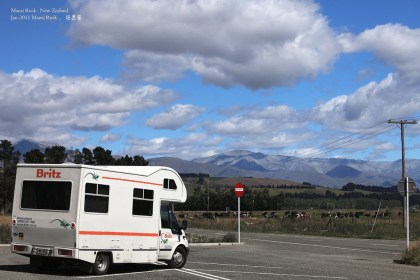 motorhome trip in new zealand