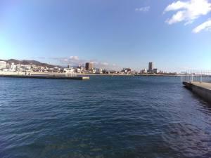 【釣行記録】アジは須磨浦漁港にいた!!!(過去形)