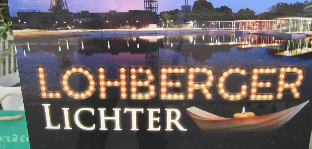 Lohberger Lichter: Der Verkauf der Schiffchen hat begonnen