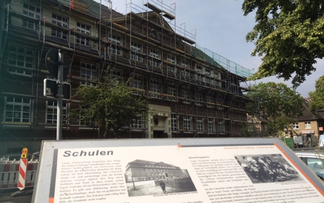 Baustelle GGS Lohberg