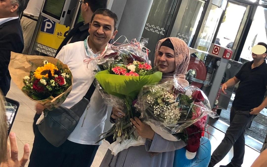 Willkommen! Remzi und Ayşe sind zurück aus Mekka