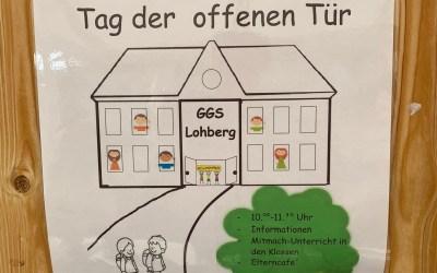 Tag der offenen Tür an der Grundschule Lohberg
