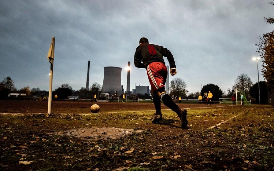 WM-Fotograf Lars Baron schwärmt von der Kreisliga