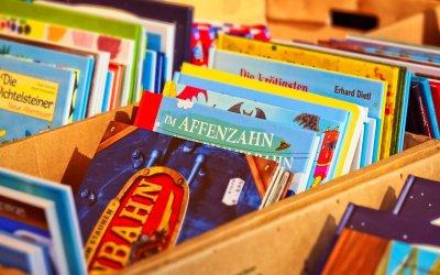 Fröhliches Lesefest in der Grundschule