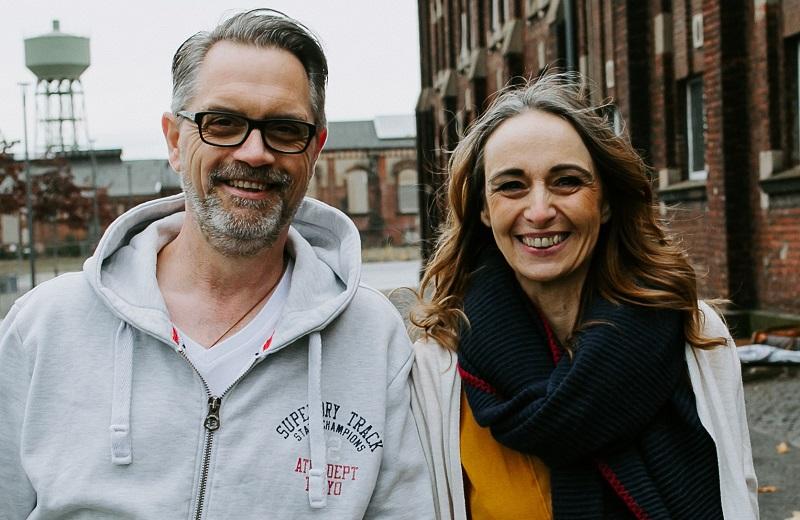 Unternehmen in Lohberg: Das Yogastudio von Anja und Jochen