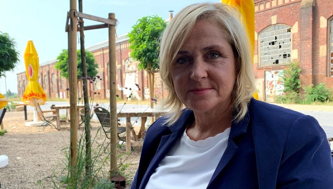 Michaela Eislöffel ist neue Bürgermeisterin