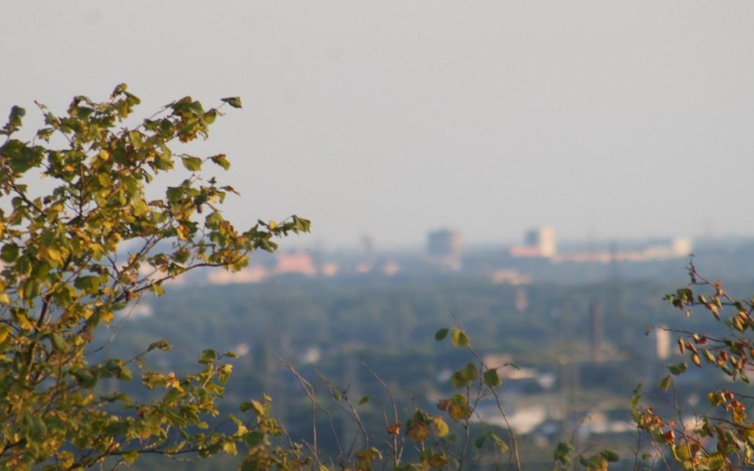 RVR plant Zukunft der Halde Lohberg Nord