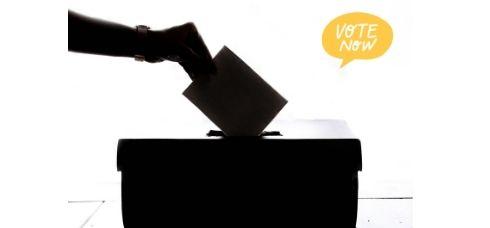 Zusammen Wahlergebnisse verfolgen