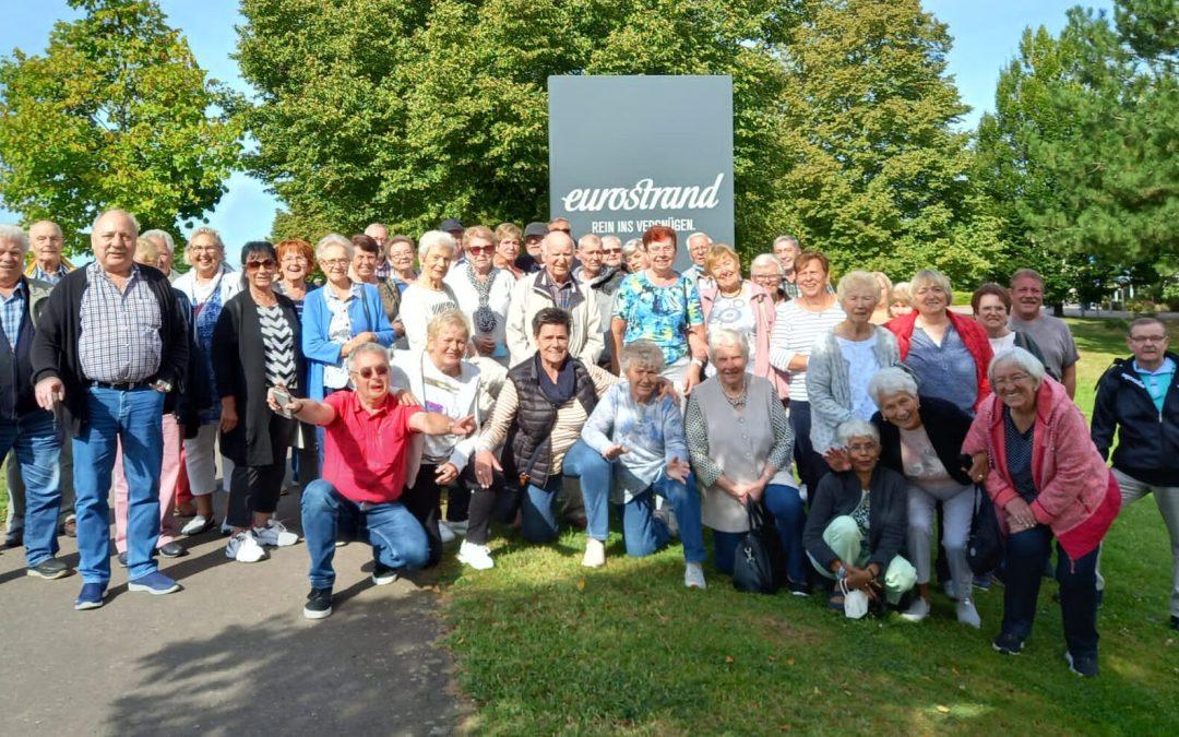 Knappenverein Lohberg unternahm Jahresausflug ins Moseltal