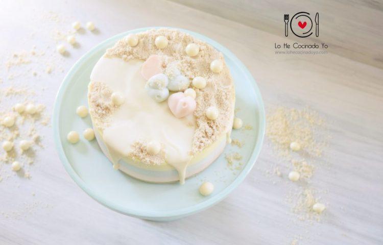 Cómo hacer un Cheesecake de Colores