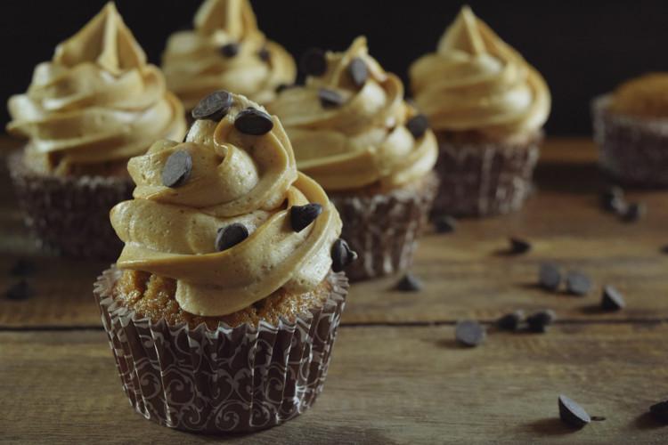 Cupcakes de Dulce de Leche