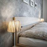 Renovation Schlafzimmer Wand Mit Spachteltechnik Lohnenswert