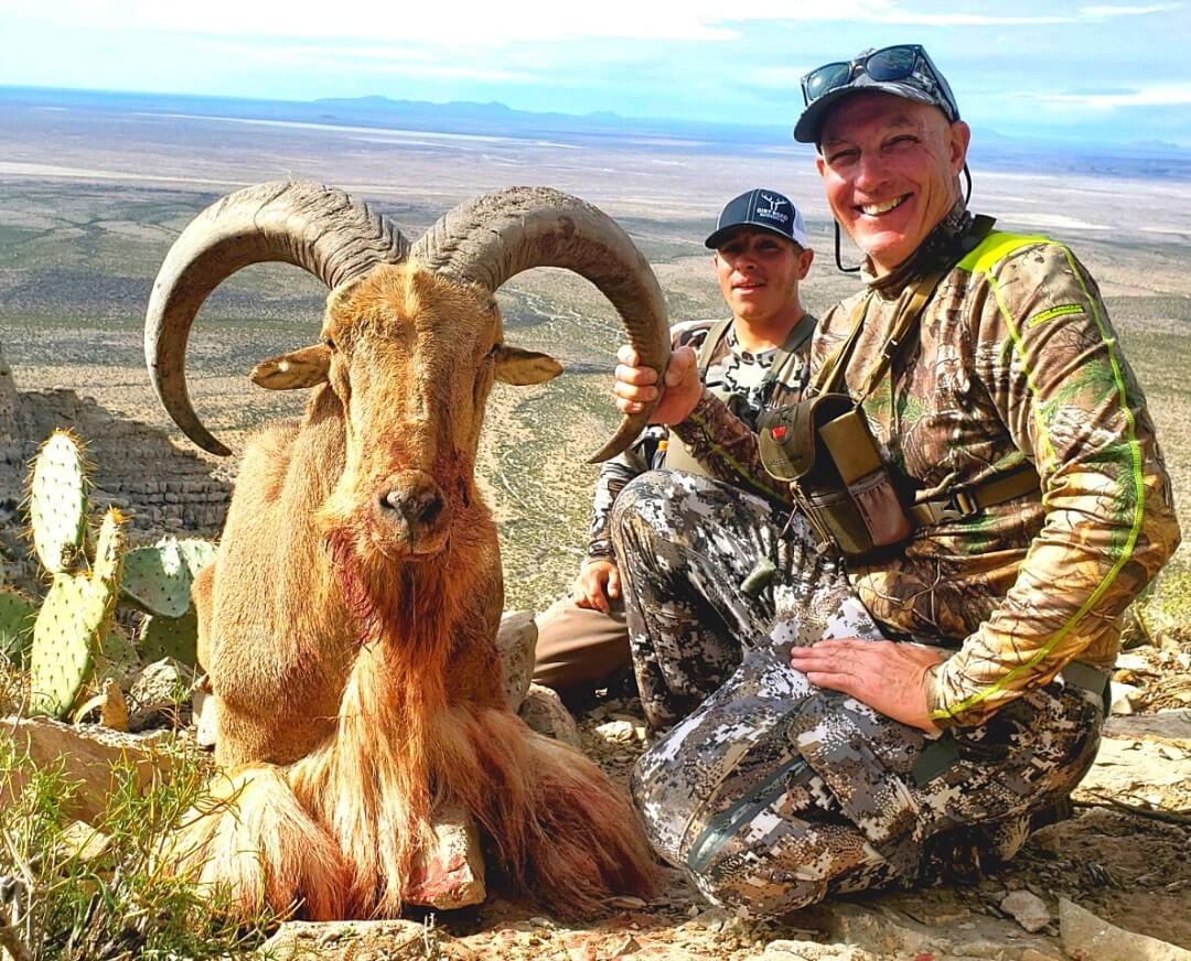 BARBARY SHEEP HUNTS