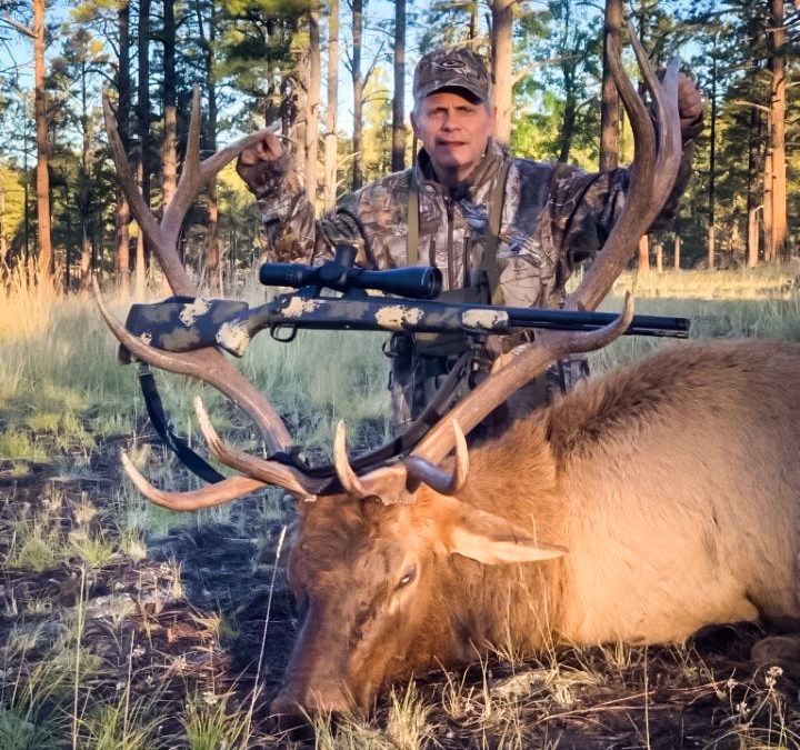 Elk Hunting in New Mexico Unit 10