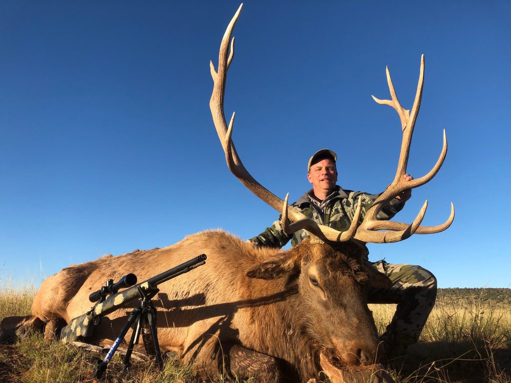 Elk Hunting with Best of the West Muzzleloaders