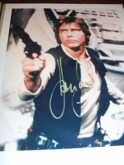Harrison Ford (Han Solo) Star Wars