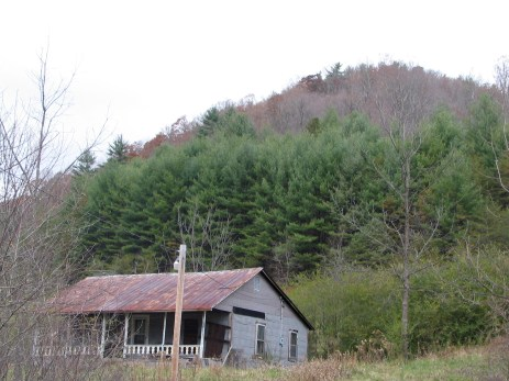 Iron Mountain cabin