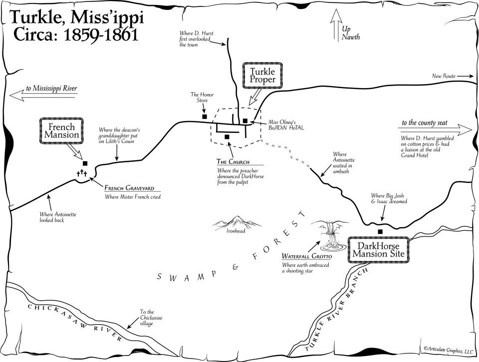 Map(2014 version)