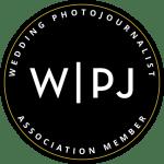 Logo de la wedding photojournalist association