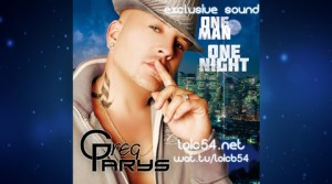 Greg Parys - One Man One Night (Extended Mix)