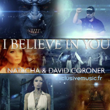 Natacha & David Coroner - I Believe in You (French Edit)