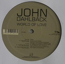 John Dalhback - World Of Love (Vocal Short Mix)
