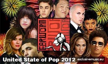 DJ Earworm - United State Of Pop 2012