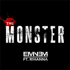 Eminem & Rihanna The Monster