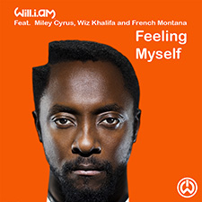 Will I Am feat Miley Cyrus & Wiz Khalifa & French Montana - Feeling Myself