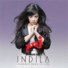 Indila - Tourner Dans Le Vide (NRJ ID)