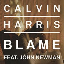 Calvin Harris feat John newman - Blame