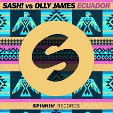 Sash! Vs Olly James - Ecuador [Entrée playlist]