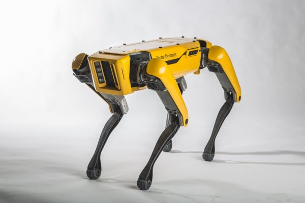 Boston Dynamics - SpotMini