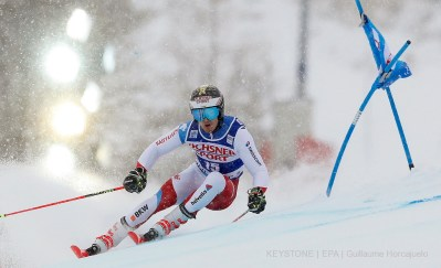 FIS Alpine Skiing World Cup in Val d'Isere