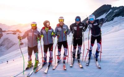 Premier camp sur les skis
