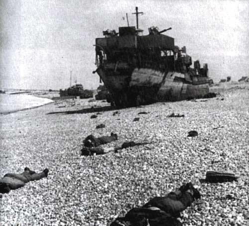 Batalla de Dieppe
