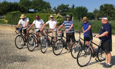 'Old Boys On Bikes'