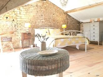 bedroom 1 La Voyete