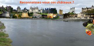 Châteaux de la Loire ouverts au public à visiter en région Centre